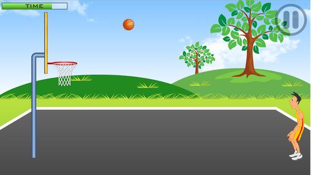 Basketball screenshot 1