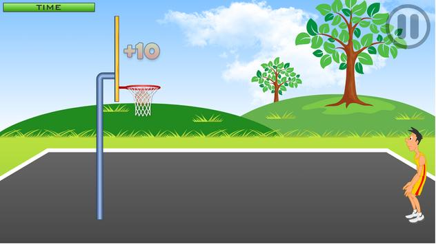Basketball screenshot 2