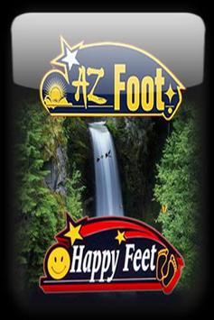 Tempe Mesa Foot Massage poster