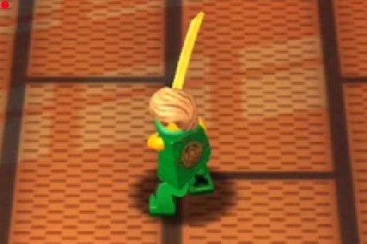 Tips for LEGO Ninjago poster