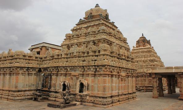 Temple Wallpaper screenshot 6