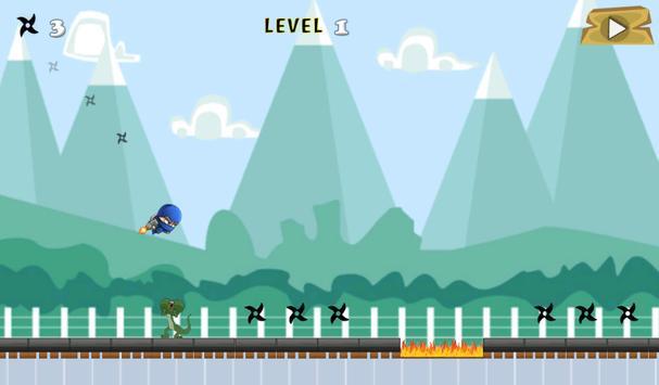 Temple Train Hattori Run 2016! apk screenshot