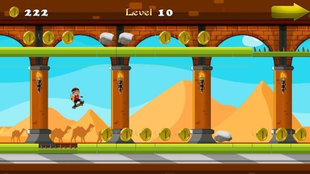 Temple Train Rajuu Run screenshot 3