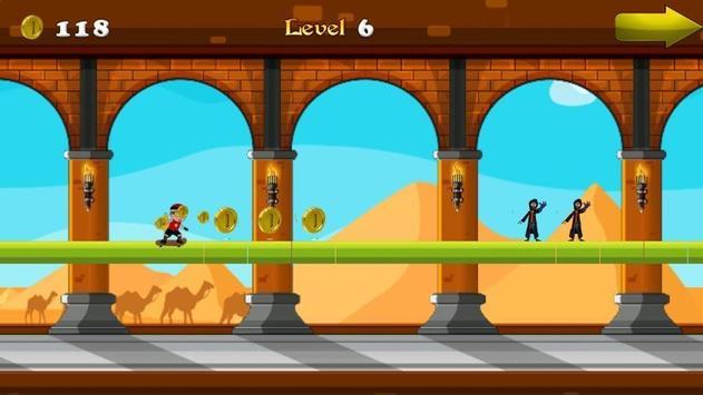 Temple Train Rajuu Run screenshot 4