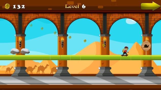 Temple Train Rajuu Run screenshot 5