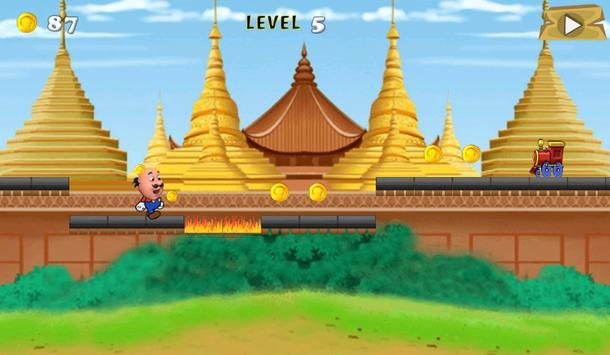 Temple Jungle Motu Run apk screenshot