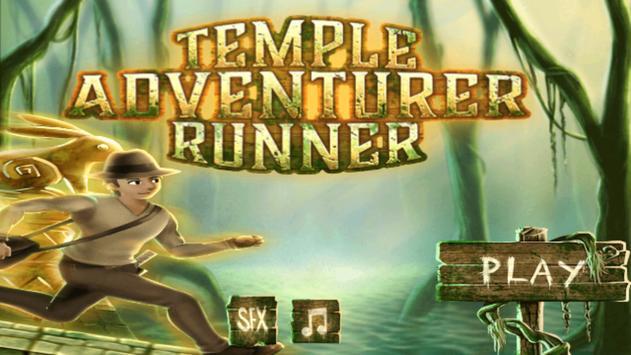 Temple Adventurer Runner 2017 apk screenshot