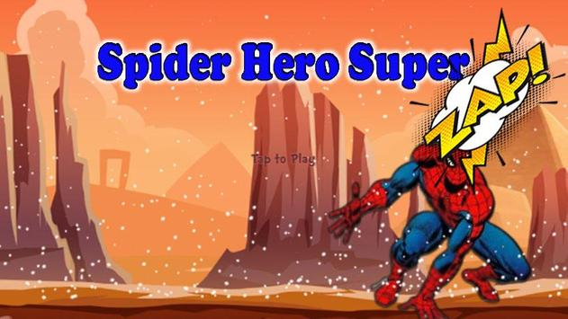 Temple Spider Hero Flying Run screenshot 7