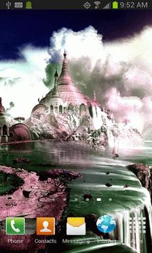 Temple on the Cliff Free LWP poster