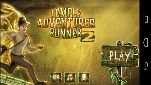 Temple Adventures Runner 2 poster