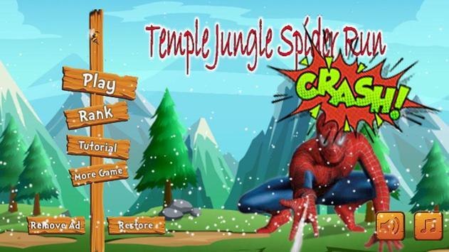 Temple Super Spider Run screenshot 1