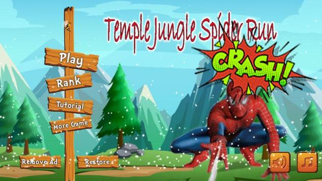 Temple Super Spider Run screenshot 4