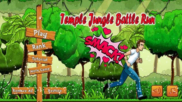 Temple Jungle Battle Run screenshot 9