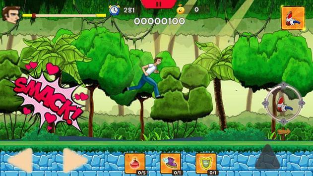Temple Jungle Battle Run screenshot 1