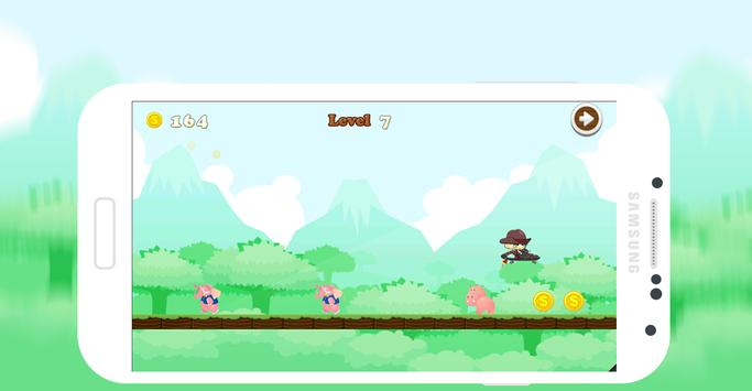 Temple skate running apk screenshot