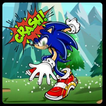 Temple Jungle Sonic World Run screenshot 3