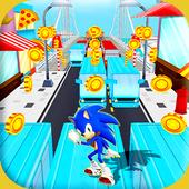 Temple Sonic Clash 3D icon