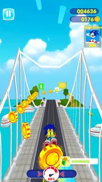 Temple Sonic Clash 3D screenshot 3