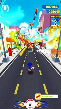 Temple Sonic Clash 3D screenshot 1