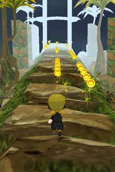 Jungle Temple Ninja Rush apk screenshot