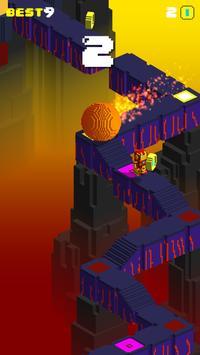 Iron Hopper – Endless Run, Jump & Hop Adventure apk screenshot