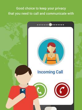 Temporary Phone Number Advice screenshot 1