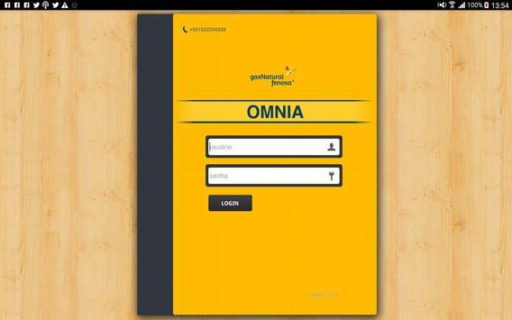 Omnia Brasil Tablet poster