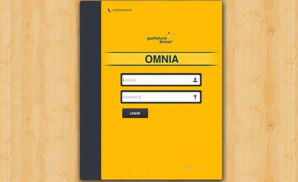 Omnia Mexico Tablet poster