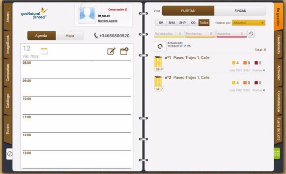 Omnia Mexico Tablet apk screenshot