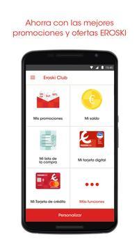 EROSKI - La APP de Eroski Club poster