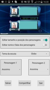 Transcrição Escuta Telefônica screenshot 1