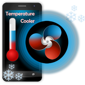 Temperature Cooler Mobile Prank icon