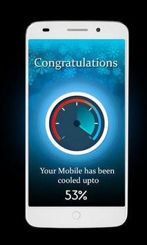 Temperature Cooler Mobile Prank screenshot 2