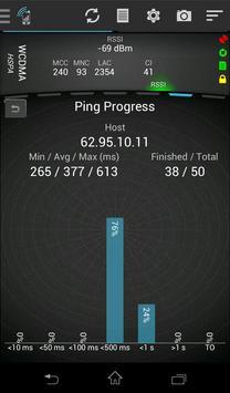 TEMS™ Pocket 17.x, Installer apk screenshot