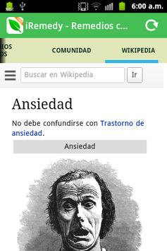 Remedios caseros - iRemedy apk screenshot