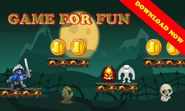 Temple Jungle Castle Run Knigh screenshot 1