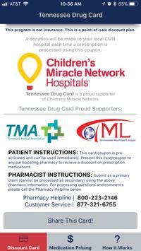 Tennessee Drug Card apk screenshot
