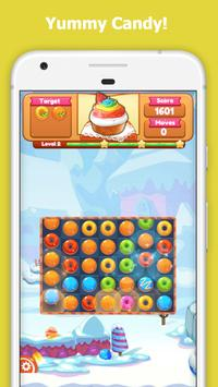 Candy Mania Blast - Candy Match 3 Games apk screenshot