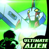 Super Fight Bentennis Alien Ultra Bigway Transform icon