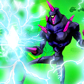 Fighting of Alien Power - Ultimate Chroma Stone icon