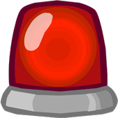 Police Siren (Light and Voice) icon
