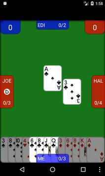 Spades screenshot 2