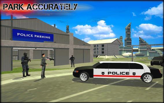 Police Cars Plane Transporter apk screenshot