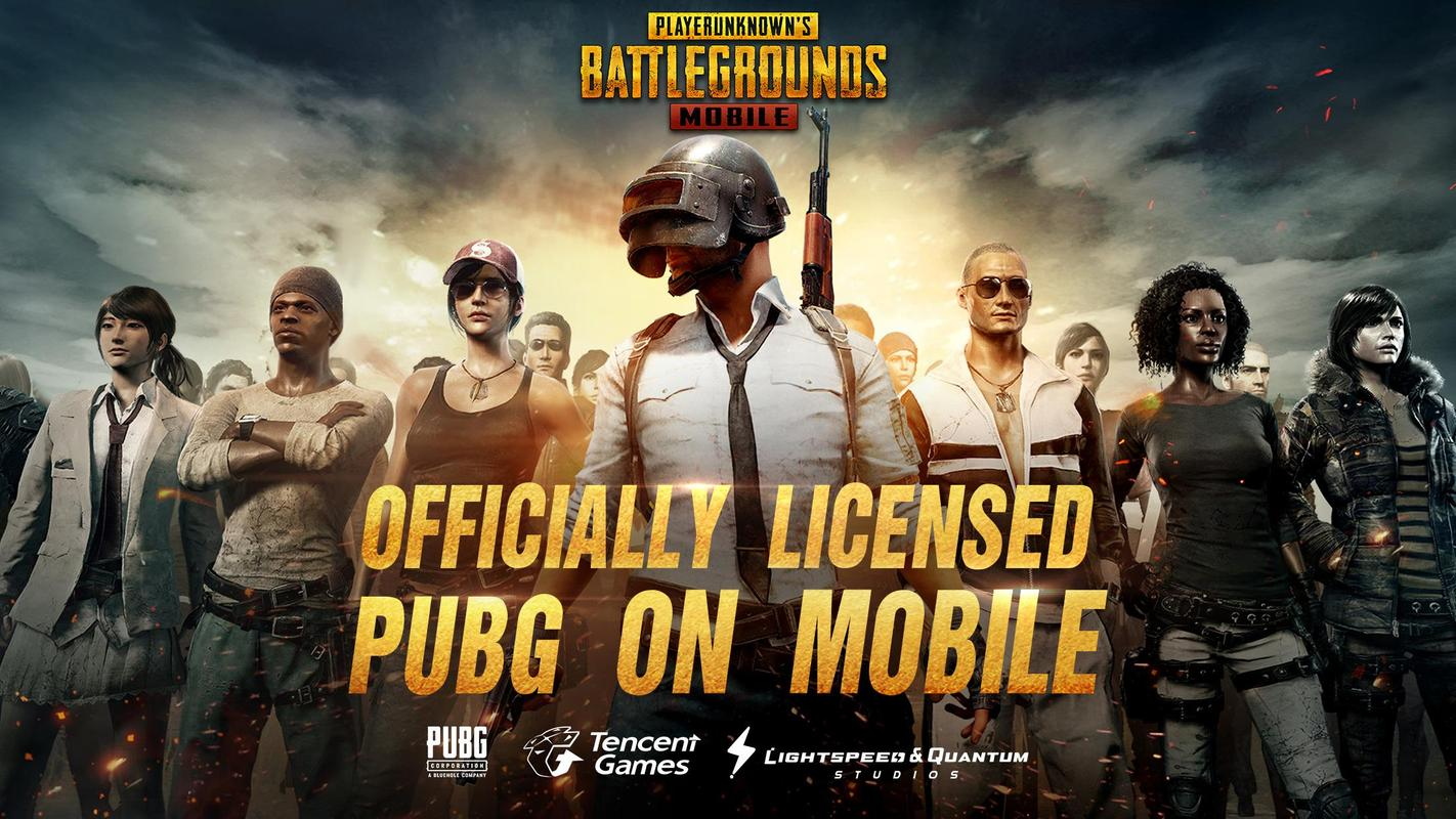 Download PUBG (english) Mobile Android Free Latest Version