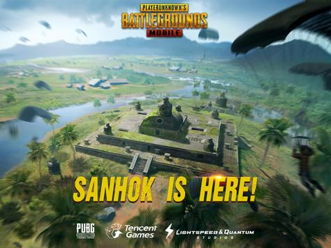 PUBG MOBILE captura de pantalla 14