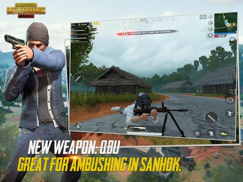 PUBG MOBILE capture d'écran 17