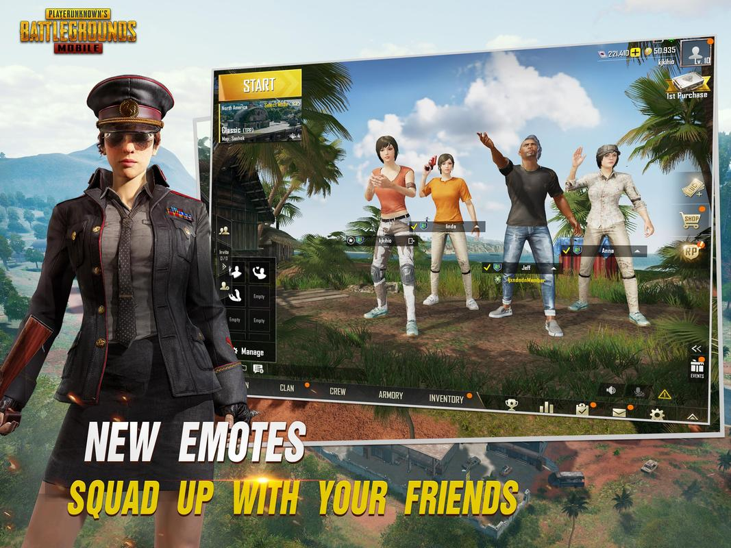 Download Pubg Mobile 0 8 0 Global Update For Android Ios: PUBG MOBILE For Android