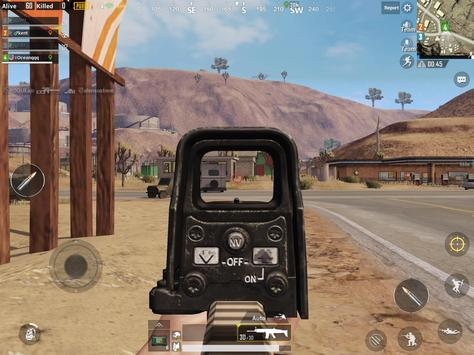 PUBG MOBILE capture d'écran 13