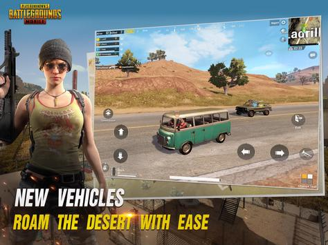 BETA PUBG MOBILE screenshot 10