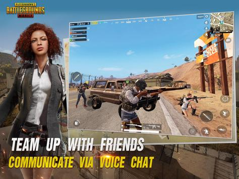BETA PUBG MOBILE screenshot 11